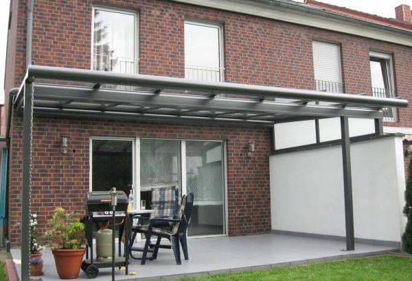 Seitenteile Fur Terrassenuberdachung ~ Hanke terrassendach vordächer Überdachungen